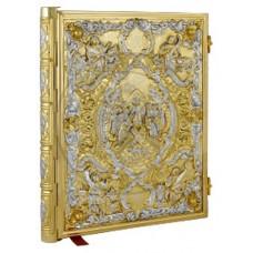 Evanghelie filigram aur+argint Cod 24-215