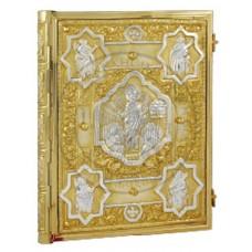Evanghelie aur+argint Cod 27-241