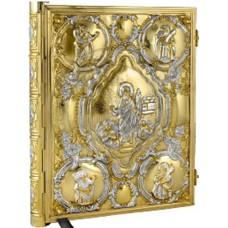 Evanghelie aur+argint Cod 27-242