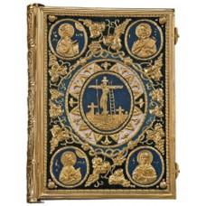 Evanghelie filigram aurit Cod 21-113