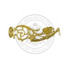 Consola candela bronz  , vultur cod 89-586