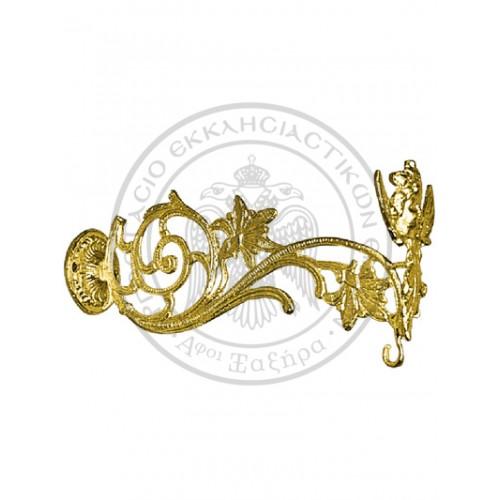 Consola candela bronz - aurita, cod 89-588