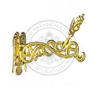 Consola candela - aurita , cod 89-596