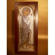 Icoana Argint Maica Domnului