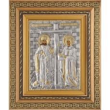 Icoana Sfintii Imparati Constantin si Elena
