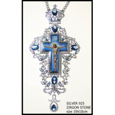 Cruce Stravrofor Argint 925